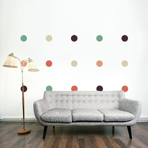 Walplus Home Decoration Sticker - Dots