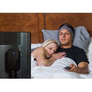SleepPhones® Bequeme Wireless TV Kopfhörer - Stilles Lavendel