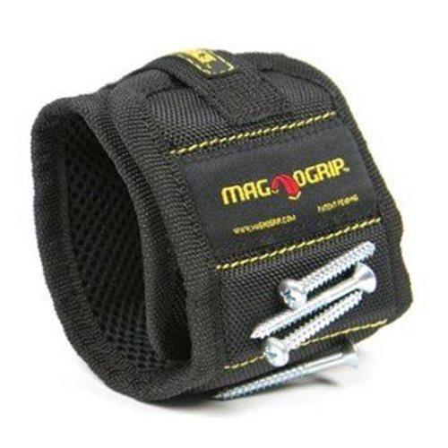 Magnogrip Magnetisches Armband - Schwarz