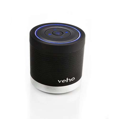 Veho™ 360° M4 Bluetooth Draadloze Speaker - Zwart