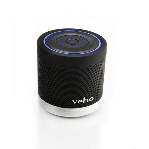 Veho™ 360° M4 Bluetooth Wireless Lautsprecher - Schwarz