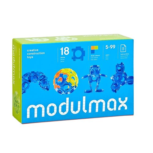 Modulmax Building Blocks - Box with 18 pieces