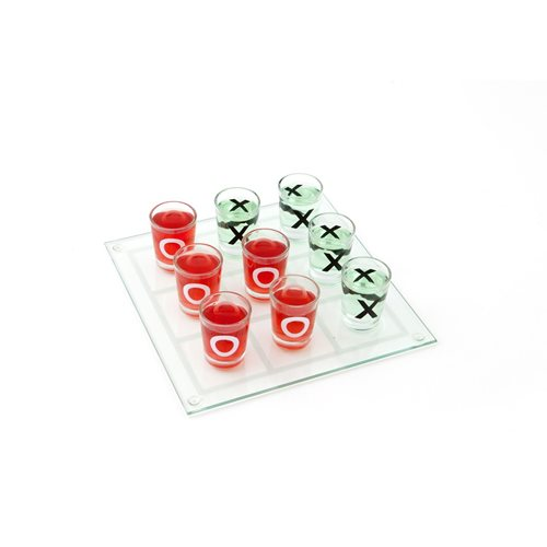 Out of the Blue - Tic Tac Toe Drank Spel