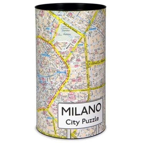 City Puzzle - Milano