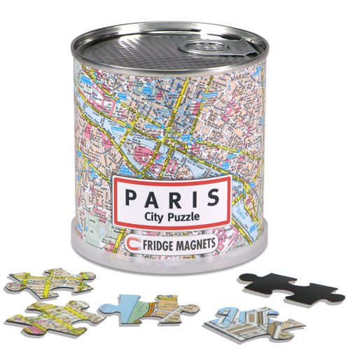 City Puzzle Magnets - Paris