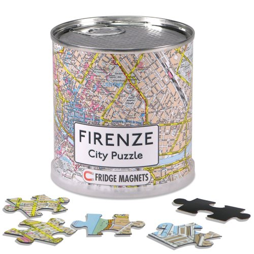 City Puzzle Magnets - Firenze