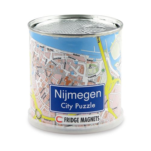 City Puzzle Magnets - Nijmegen