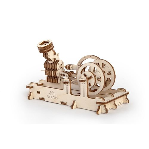 Ugears Wooden Model Kit - Engine