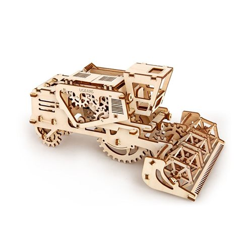 Ugears Wooden Model Kit - Combine