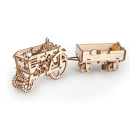 Ugears Wooden Model Kit - Trailer