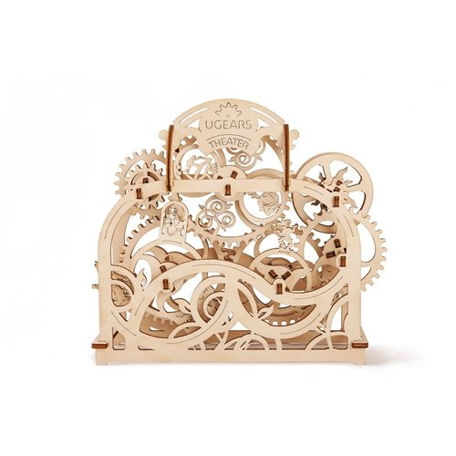 Ugears Wooden Model Kit - Theater