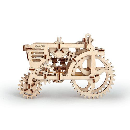 Ugears Wooden Model Kit - Tractor