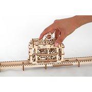 Ugears Wooden Model Kit - Tram