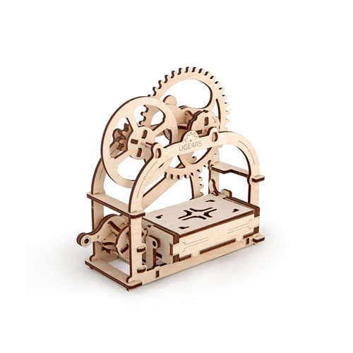 Ugears Houten Modelbouw - Card Box