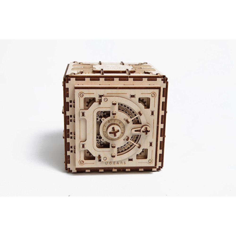Ugears Wooden Model Kit - Safe