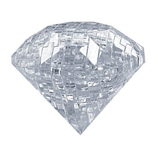 3D Crystal Puzzle - Diamond