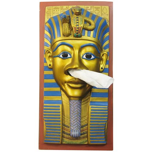 Rotary Hero King Tut Tissue Box Cover