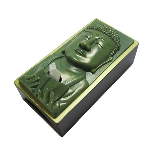Rotary Hero Buddha Tissue box Cover