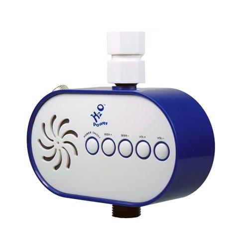 PowerPlus H2O Power - Douche FM Radio - Energiebesparend - Waterkracht