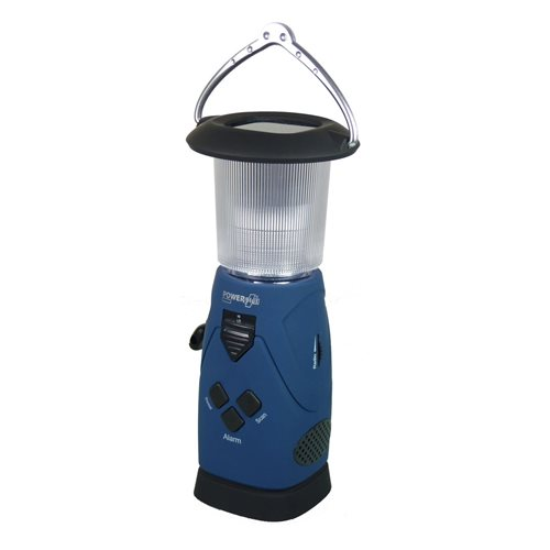 PowerPlus Falcon - Dynamo Solar USB Multifunction LED Lantern - 5 in 1