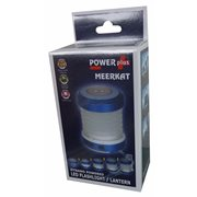 PowerPlus Meerkat - Dynamo LED Flashlight/Lantern and Emergency Charger for Smartphones