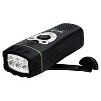 PowerPlus Wolf - Dynamo USB Flashlight and FM Radio