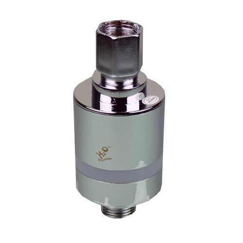 PowerPlus EcoSavers - LED Duschzeit Anzeige - Wasserdruck gesteuert - Wassersparend