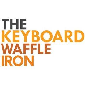 Afbeelding voor fabrikant The Keyboard Waffle Iron
