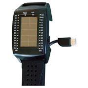PowerPlus Power Bank Binary LED Watch