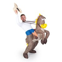 Inflatable Horse Suit