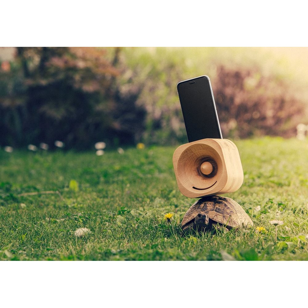 Trobla Holz Verstärker - iPhone 6 (s)/iPhone 7/iPhone 8 - Ahorn