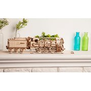 Ugears Wooden Model Kit - Locomotive with Tender