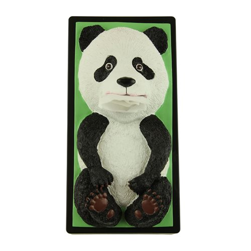 Rotary Hero Panda Tissue box Cover