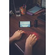 ThumbsUp! Virtual Laser Keyboard Power Bank