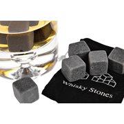 United Entertainment Whisky-Steine Grau - Set von 9 Stück
