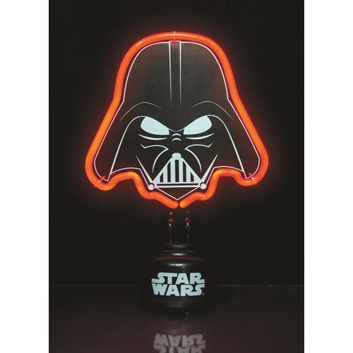 Fizz Creations Star Wars Darth Vader Neon Licht