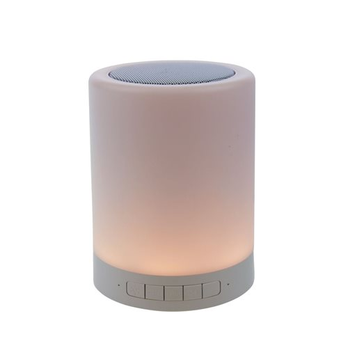 United Entertainment Mood Light Bluetooth Speaker with RGB LED Lighting