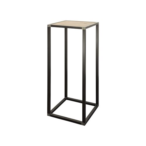 Spinder Design Diva Zuil  40x40x110 - Blacksmith/Eiken