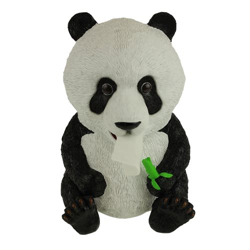 Rotary Hero Panda Tissue Box Holder