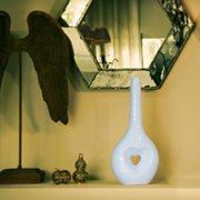 Love Vase - Weiß