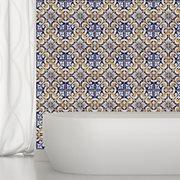 Walplus Muur Decoratie Sticker - Talavera Tegels 4 x stickervel