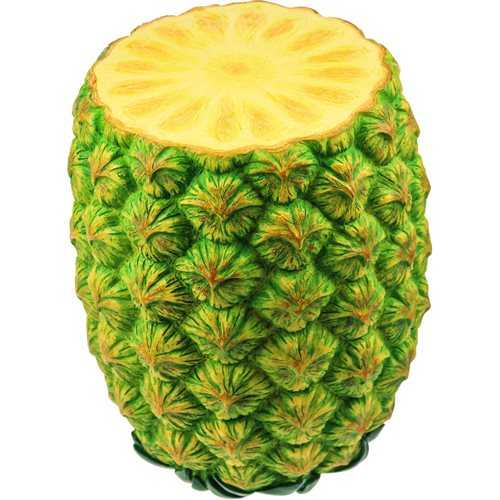 Rotary Hero Side Table / Stool - Pineapple