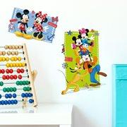 Walplus Kids Decoration Sticker - Disney Mickey Mouse & Friends
