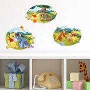 Walplus Kids Decoration Sticker - Disney Winnie the Pooh & Friends