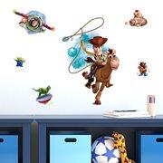 Walplus Kids Decoration Sticker - Disney Toy Story