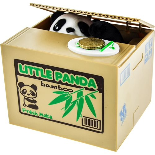 United Entertainment Money Box Panda Bank