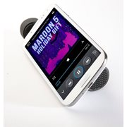Veho™ Pebble™ Aria Portable Battery with Built-in Speaker