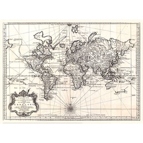 Exclusive Edition Carpet World Map Erdkugel – World Maps
