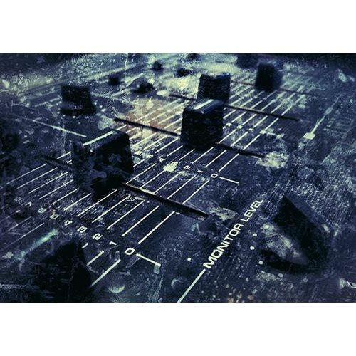 Exclusive Edition Teppich Monitor Level Mischer - Musik