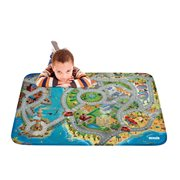 ACHOKA Play mat Seaside - Ultra Soft Connect